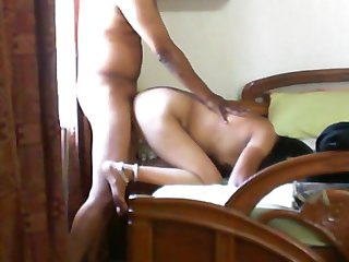 My Sex Slave Getting Fucked